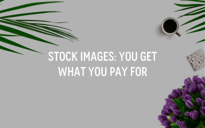 Stock Images: You Get What You Pay For