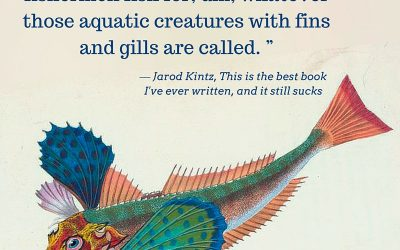 on writers & fishing
