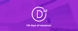 100 days of DIVI