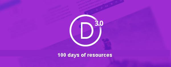 100 days of DIVI