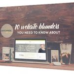 eBook - 10 Website Blunders 2016