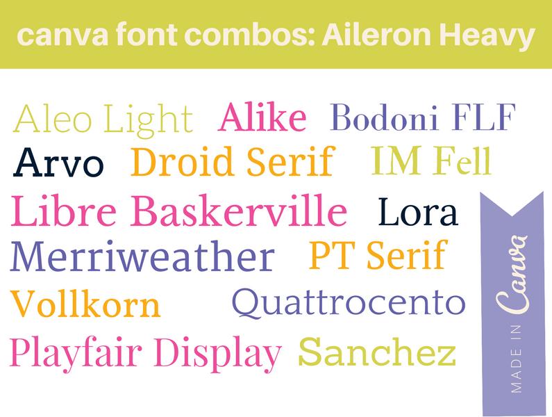 canva fonts – scroll no more! - * Enterprise by Design *