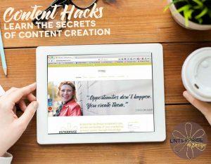 Content Hacks eBook