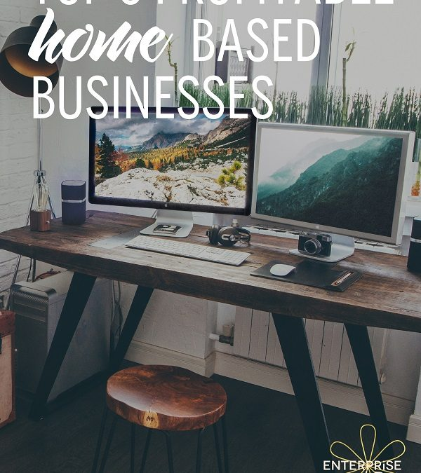 Design a Profitable Home Businesses