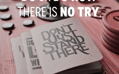 No try…