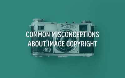 Common Misconceptions about Image Copyright