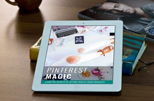 Pinterest Magic: Learn the secrets of how to get traffic from Pinterest