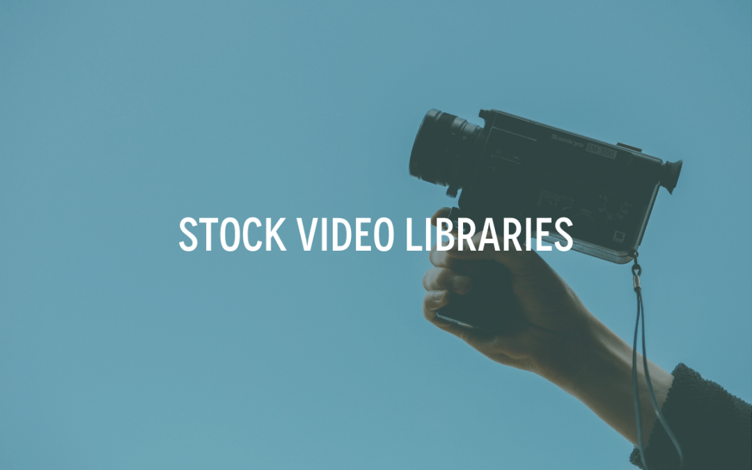 Stock Video Libraries