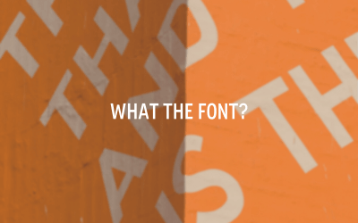 What The Font?