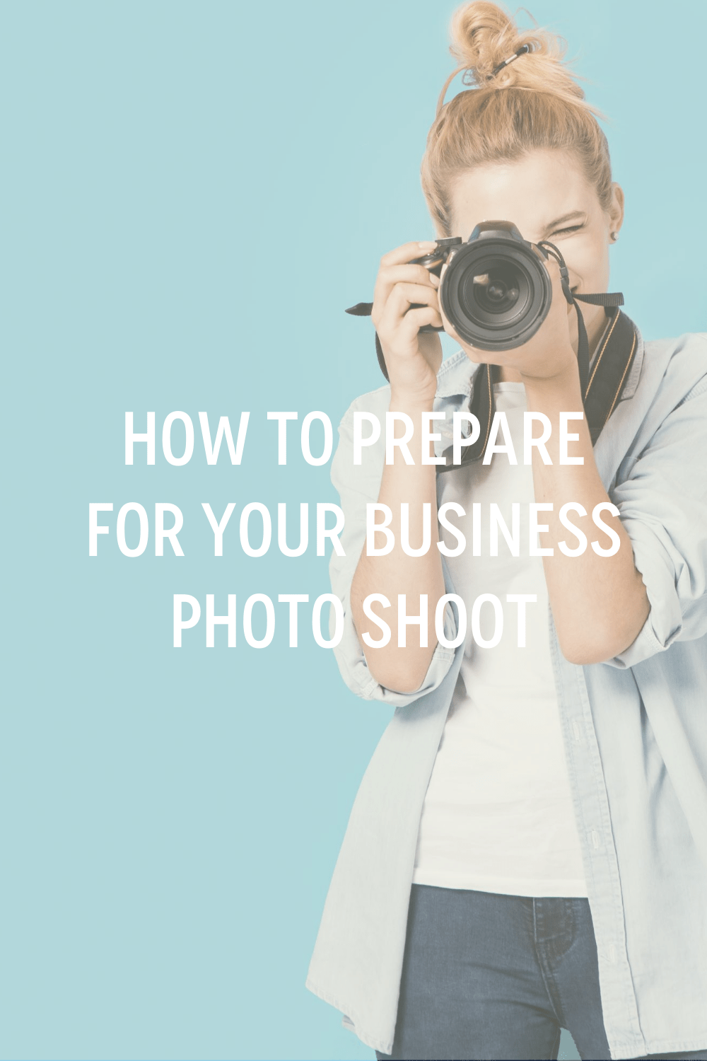 How to propare for your business photo shoot