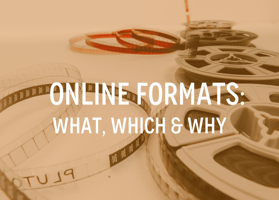 About Image Formats