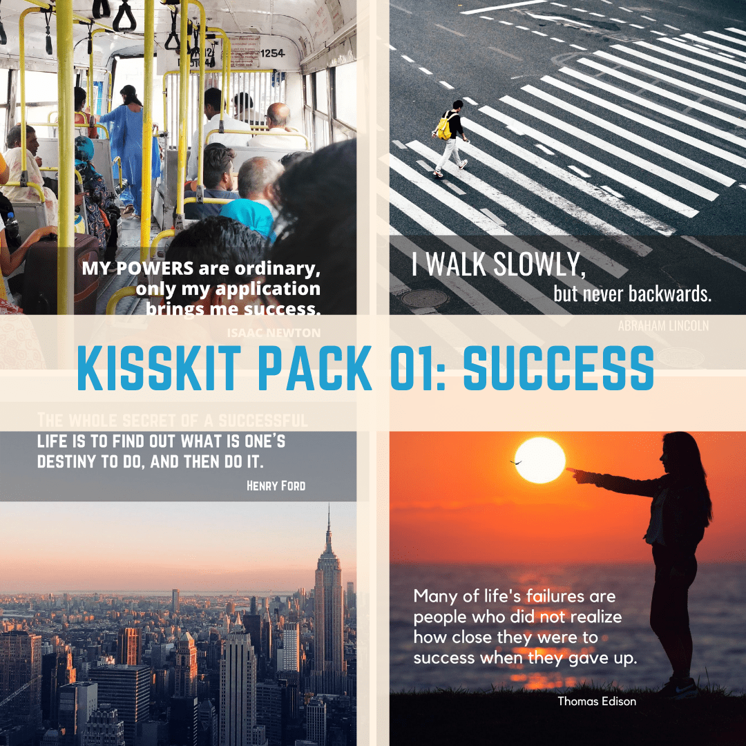 KISSkit 01 success