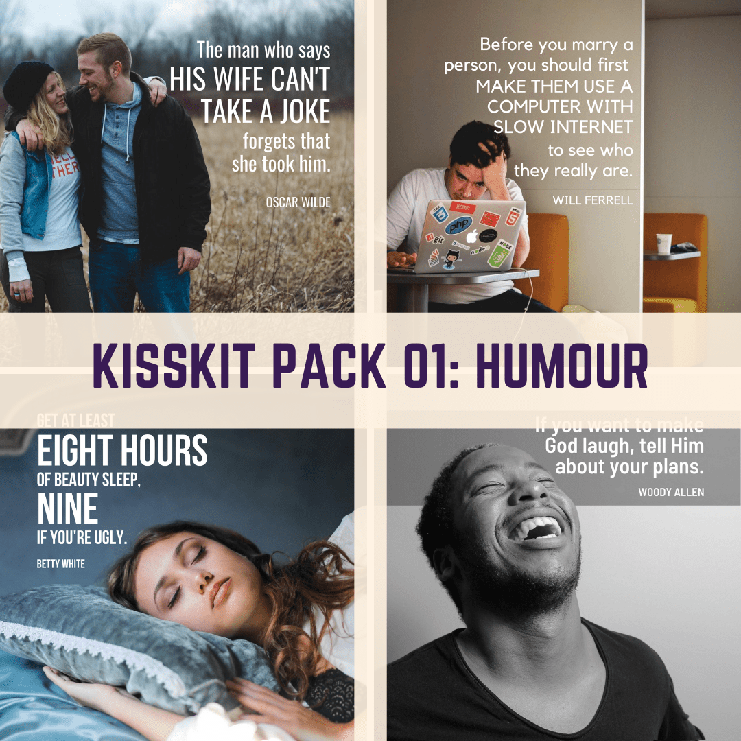 KISSkit 01 humour
